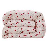 棉花被芯被子手工棉被定做冬季加厚学生春秋冬被单双人纯棉褥子定制