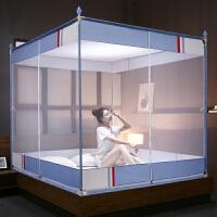 蚊�と��_�T拉�方�坐床式蒙古包公主�L1.5米1.8m床�p人家用