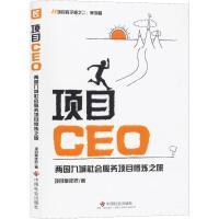 项目CEO 两国九城社会服务项目修炼之旅 中国社会出版社