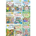 Little Critter 小毛人英语绘本小怪物系列故事 梅瑟梅尔 My First I Can Read 6册套装