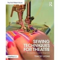 预订Sewing Techniques for Theatre:An Essential Guide for Begin