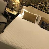专用床垫保护套席梦思绗缝夹棉加厚床笠乳胶棕垫床垫套 床笠保护套