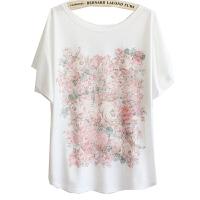 慈颜CIYAN孕妇装 夏款韩版休闲T恤 胖MM服饰 T恤 LBZ003