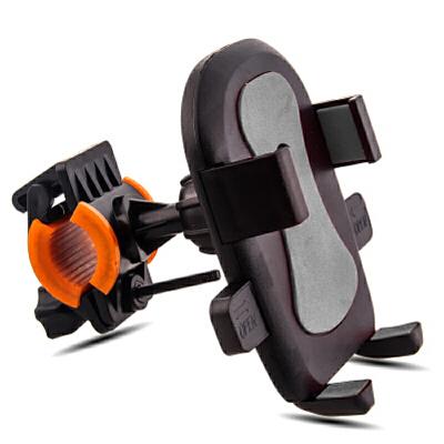 【包邮】MUNU 山地自行车手机支架电动车踏板摩托车固定车载导航架骑行配件通用型(摩托车/电动车款必须有后视镜才可以使用) 多色可选 3.5英寸-6.5英寸手机适用