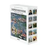 英文原版 Basic Art Series 10in1 Impressionism 基础艺术系列10合1精装厚书 印象