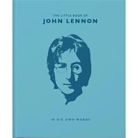 预订The Little Book of John Lennon:In His Own Words