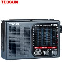 德生 R-1012收音机 调频收音机 电视伴音 老人收音机 便携式收音机 半导体