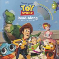 Read-Along系列:Toy Story 玩具总动员(书+CD) ISBN9781423133490