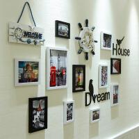 照片墙装饰一面照片墙装饰创意个性相框挂墙组合现代简约客厅卧室背景相片墙