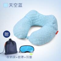 脊态记忆棉U型枕头护颈枕旅行枕护脖子u型枕颈椎飞机枕u形枕定制