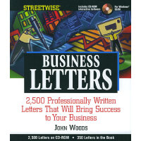 Streetwise Business Letters(附CD-ROM光盘一张)