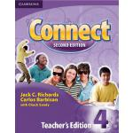 【预订】Connect Level 4 Teacher's Edition