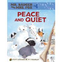 【预订】Peace and Quiet: Book 4