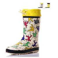 男童雨鞋女童雨靴高端保暖儿童套鞋两种内里水鞋水靴