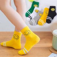 儿童袜子春秋冬厚款童袜男童女童宝宝棉袜中大童中筒婴儿袜子