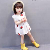 女童连衣裙夏装 儿童公主裙小童洋气2时尚3潮女宝宝裙子夏款1-4岁 图片色