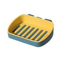 沥水肥皂架浴室壁挂香皂盒卫生间免打孔香皂架肥皂盒皂盒架