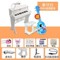 儿童电子琴带麦克风钢琴初学者男女孩玩具3-6岁小宝宝礼物1