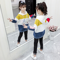 2019新款韩版洋气卫衣女童上衣小女孩衣服儿童女童秋装