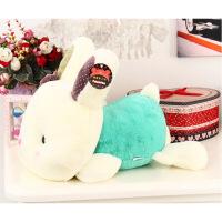 六一儿童节520可爱宝宝趴趴兔毛绒玩具玩偶咪咪兔公仔小白兔子娃娃生日礼物批发520礼物母亲节