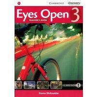 剑桥新探索系列中学英语教材Eyes Open Level 3 Teacher's Book 教师用书
