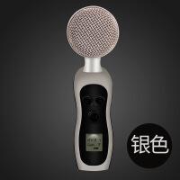 2018新款 眼 M9 手机全民K歌麦克风 唱吧台式电脑直播唱歌神器电容话筒