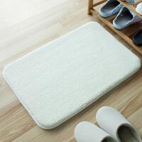 卫生间门口地垫浴室脚垫防滑垫厕所进门门垫吸水卫浴卧室定制地毯-p定制