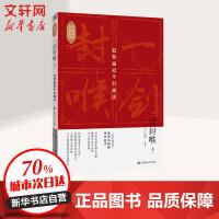 一剑封喉 之2 趋势通道平台战法 上海财经大学出版社