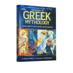 世界经典神话传说系列 Treasury of Greek Mythology 希腊神话 英文原版 National G