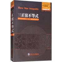 数学・统计学系列 三正弦不等式 哈尔滨工业大学出版社