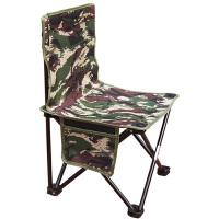 可折叠加固迷彩便携式折叠椅写生椅绘画凳火车椅钓鱼椅送布袋