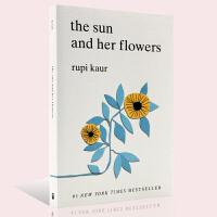 英文原版 The Sun and Her Flowers 太阳与花儿 畅销诗集牛奶与蜂蜜 milk and honey