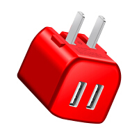 手机充电器多口苹果iPhone6安卓type-c华为oppo小米vivo三星通用usb插头多用数据线套装多功能iPad