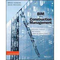 【预订】BIM and Construction Management Proven Tools, Methods,