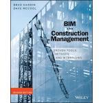 【预订】BIM and Construction Management Proven Tools, Methods,