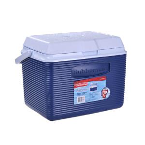 乐柏美Rubbermaid 进口保温保冰箱22L 蓝色