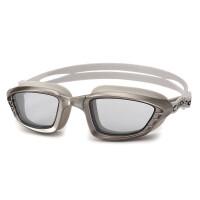 2018新款 力酷游泳镜男女士通用高清防雾防水游泳眼镜平光大框舒适硅胶泳镜