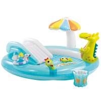 充气婴儿童海洋球池围栏室内宝宝玩具彩色球波波球池1-2周岁
