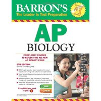Barron's AP Biology Pack 5th Revised Edition