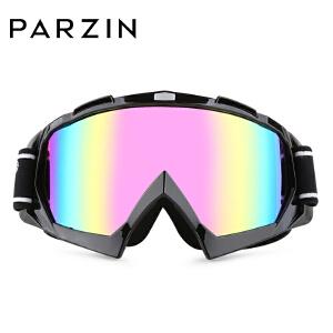 帕森滑雪镜 双层柱面防雾男女偏光 不可卡近视眼镜 滑雪护目镜