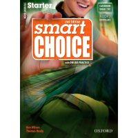 牛津美式英语/中学及成人/4个级别Smart Choice Starter Second Edition Student Book & Online Practice Pack入门级学生用书带在线资源