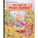 The Tale of Peter Rabbit (Little Golden Book) 彼得兔的故事 (金色童书) ISBN 9780307030719