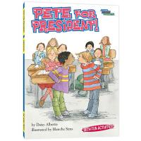 成长全知道:谁来当班长 Social Studies Connects : Pete for President!