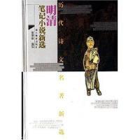 【二手旧书8成新】明清笔记小说新选 黄清泉 9787535143808