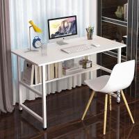 写字桌学生家用儿童书桌女孩简易卧室现代简约电脑台式网红小桌子
