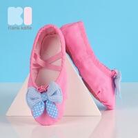 芭蕾舞鞋瑜伽鞋�爪鞋跳舞鞋�аb��和�舞蹈鞋女童�底�功鞋
