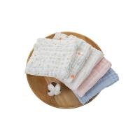 婴儿小方巾宝宝洗脸巾手帕儿童手绢纱布毛巾婴儿口水巾