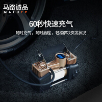 车载充气泵双缸大功率12V高压小轿车便携式汽车打气泵