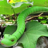遥控蛇玩具整蛊整人创意恶搞恐怖仿真水蛇吓人真的蛇会动