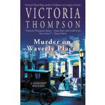 【预订】Murder on Waverly Place A Gaslight Mystery